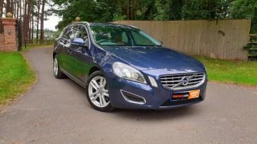 2012 Volvo V60 D5 SE LUX for sale by Woodlands Cars (7)