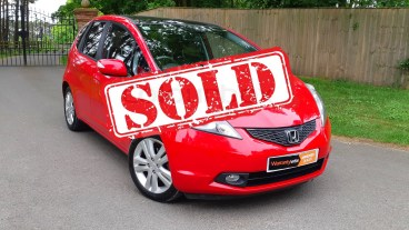 2010 Honda Jazz for sale by Woodlands Cars - sold