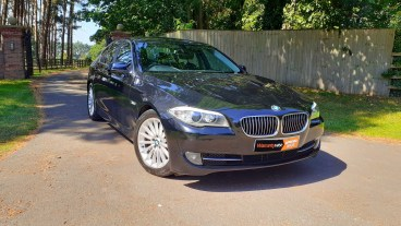 BMW 530d SE Manual for sale by Woodlands Cars (16)