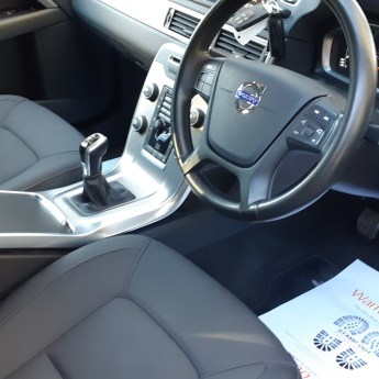 2014 Volvo V70 2.0 D4 Manual for sale by Woodlands Cars (2)