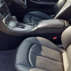 2006 Mercedes CLK 220 CDI Avantgarde Automatic for sale by Woodlands Cars (2)