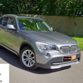2011 BMW X1 23d SE Manual for sale by Woodlands Cars (6)