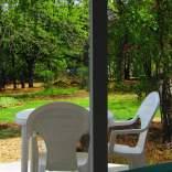 Woodlands Retreat - Caribbean Blue Patio