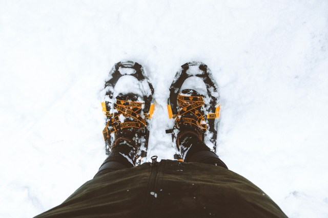 Ontario has a number of snowshoe trails.
