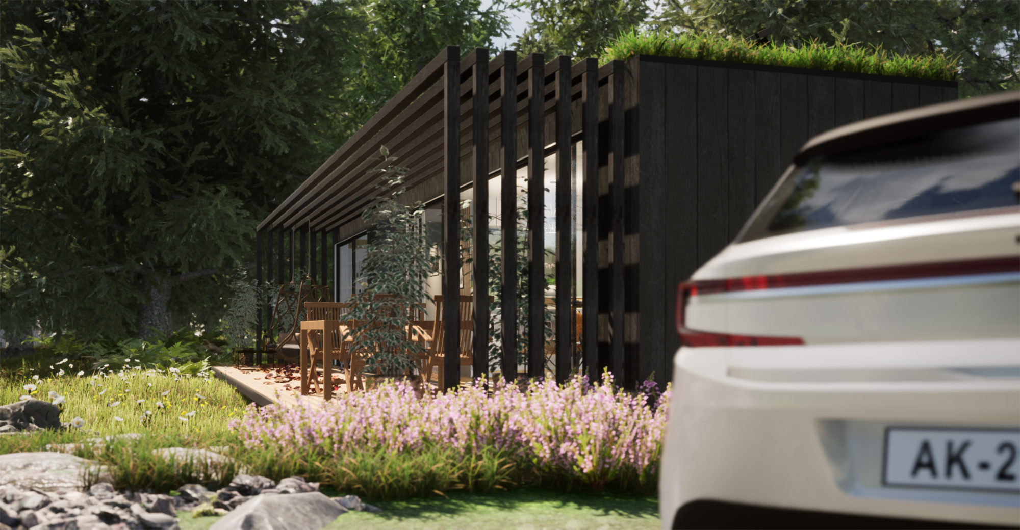 container house home