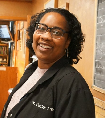 Charlene Artis, DVM, Veterinarian at Woodlawn Animal Hospital