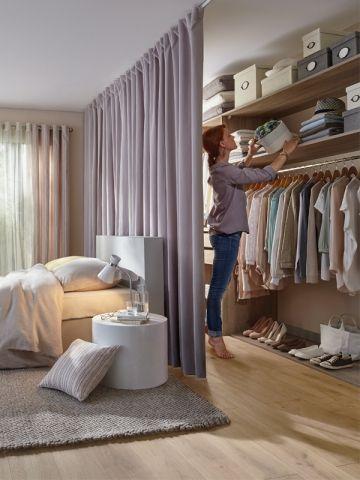 Room Curtain Divider