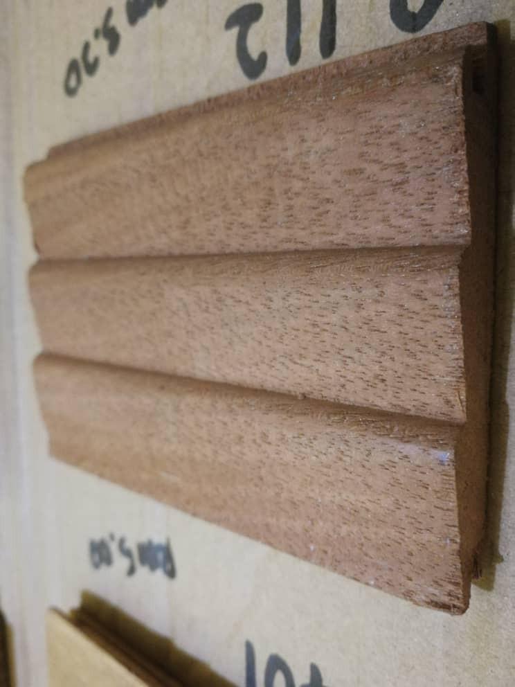 Kayu Nyatoh Wood Panel P112