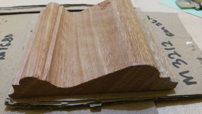 Kayu Nyatoh Skirting M3212