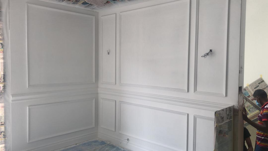 Wainscoting Project 4