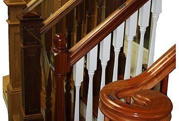 Stairpart Handrail U shape