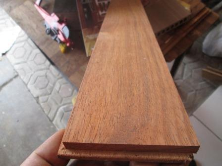 Kayu Merbau Flooring