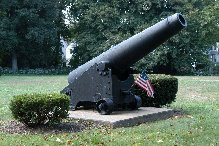 17 Wm. Flagg cannon