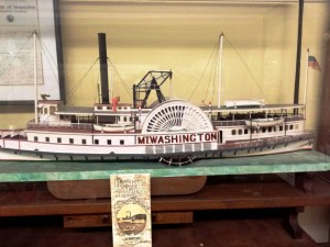 Mt. Washington model