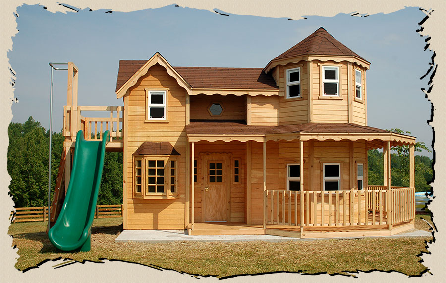 Pdf plans playhouse plans outdoor download cedar projects for Blueprints for playhouse