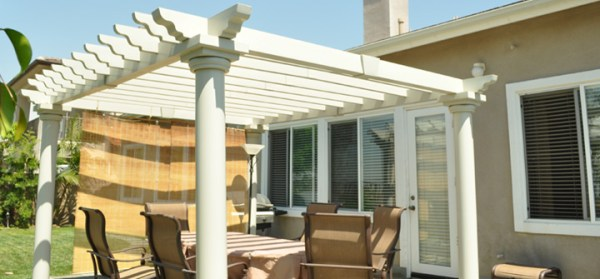 lattice patio covers designs Wood Patio Covers | Perfect for Every Home!