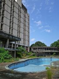 JUL: Ducor Hotel; Monrovia, Liberia