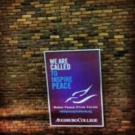 Nobel Peace Prize Forum @ Augsburg College