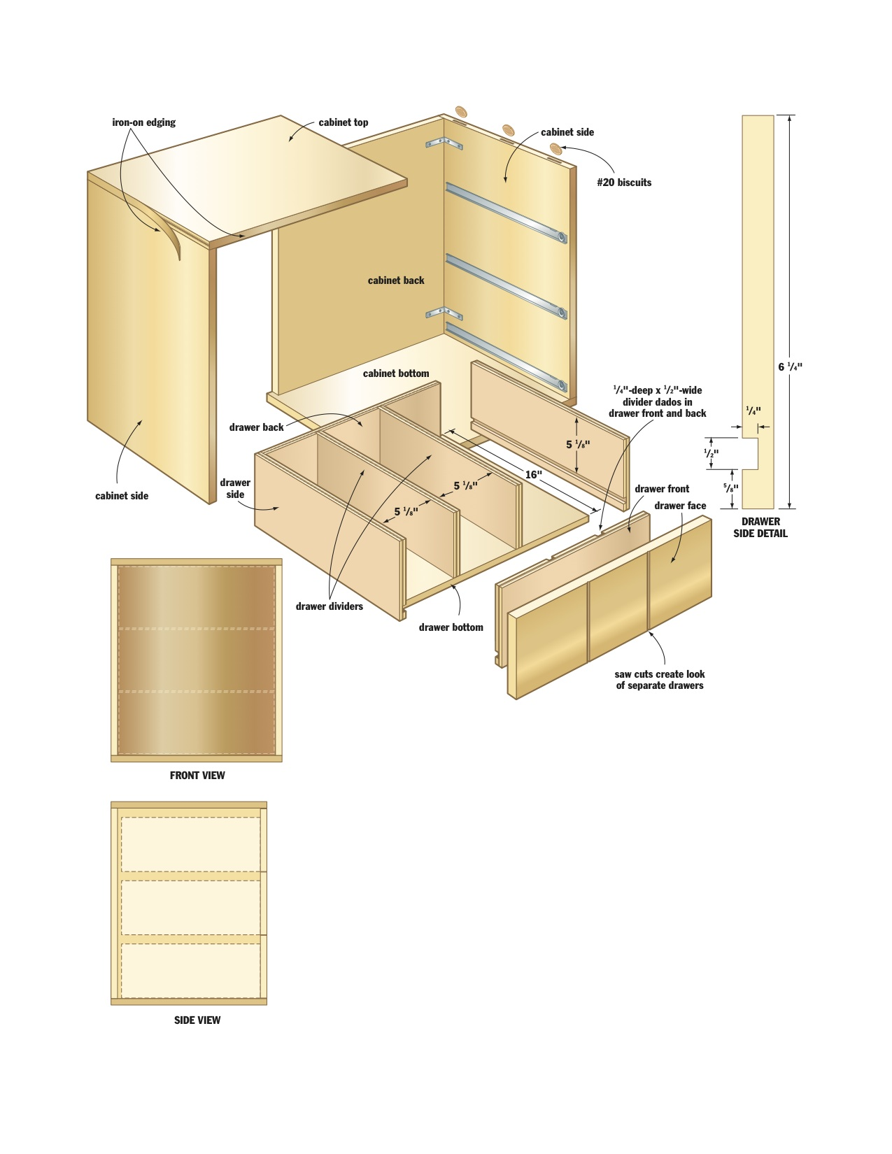 How To Build Plans Storage Cabinets Plans Woodworking