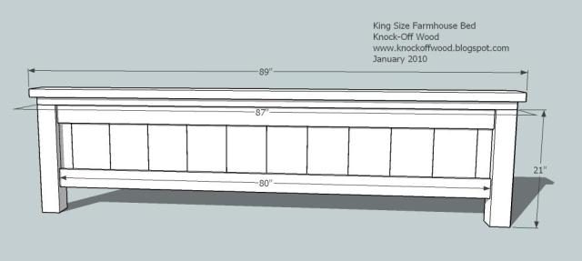 Woodworking king size bed plans woodworking PDF Free Download