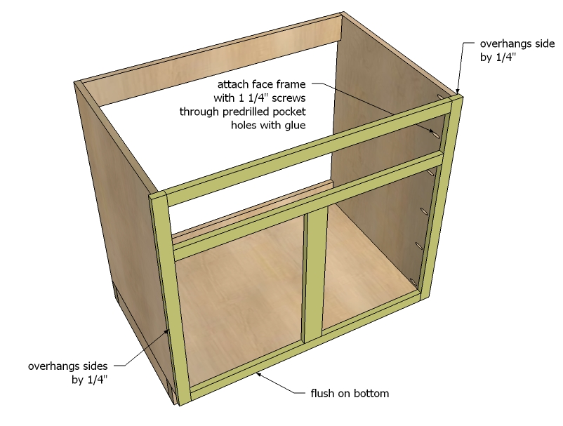 PDF Plans Woodworking Plans Base Cabinet Download End
