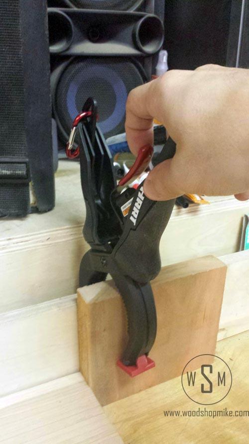 Hart Tools Hand Clamp