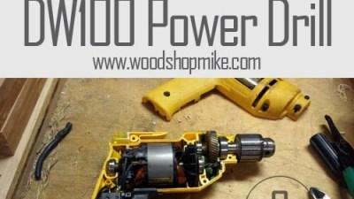 DeWALT DW100 Repair and Review