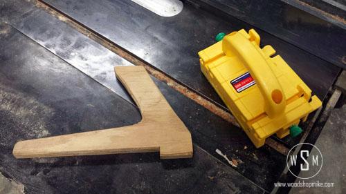 GRR-RIPPER & Traditional Push Stick
