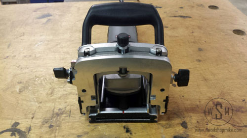 557 Cutting Face, plate joiner review