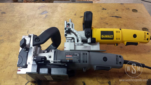 682k & 557 side by side, plate joiner review