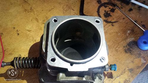 Cylinder Prep, Gasket