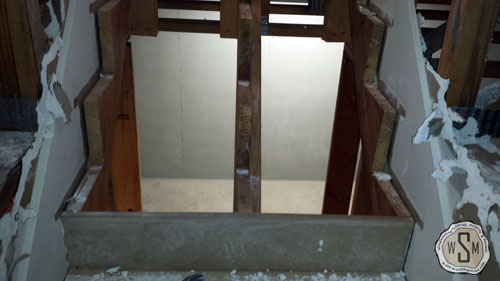 removing-risers-and-treads-our-fix-it-up-house-removing stairs