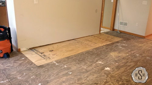 subfloor-finished-our-fix-it-up-house-removing stairs