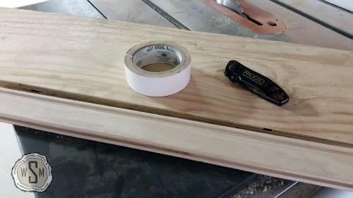 Custom Threshold 2, Master Bath Remodel, Flooring