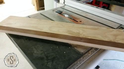 Custom Threshold 4, Master Bath Remodel, Flooring