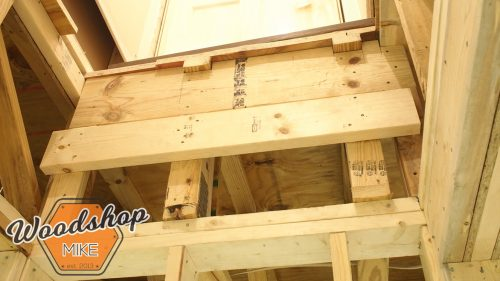 Ledger For Stringer-building stairs