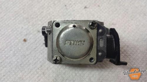 Reassembly 4-carburetor rebuild