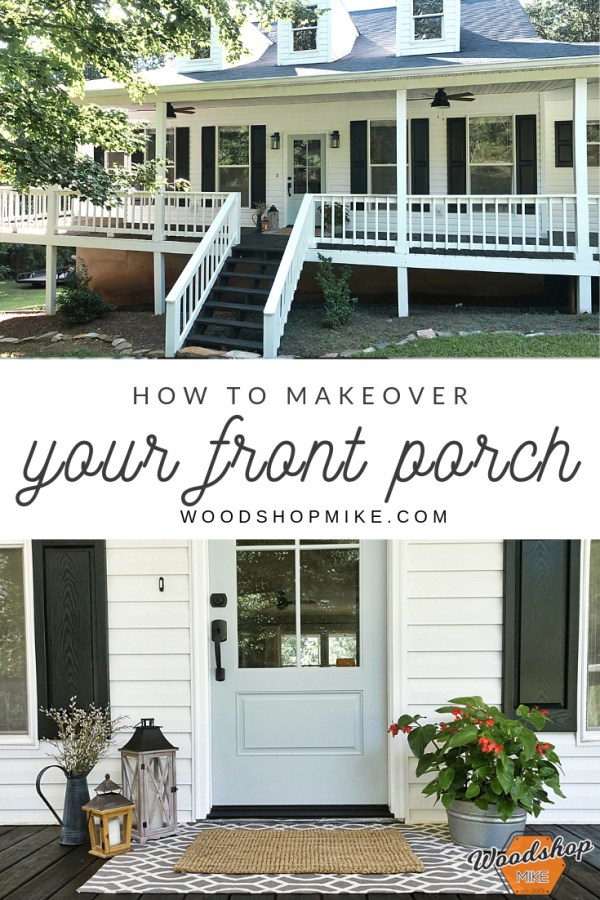 How to make over your front porch