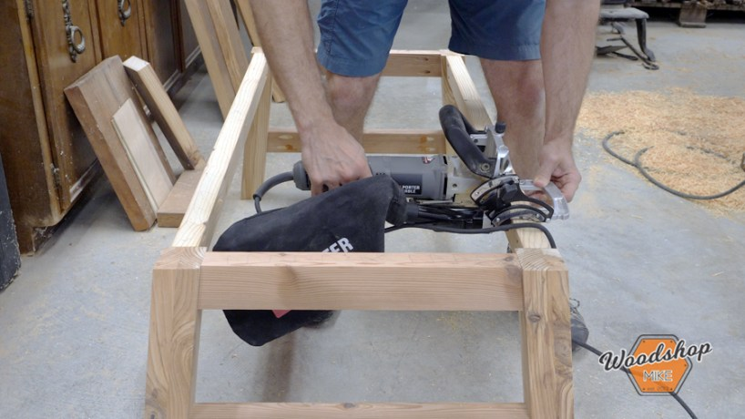 biscuit jointer for z-clips