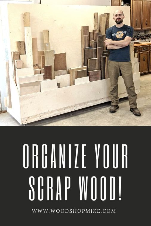 Organize your scrap wood