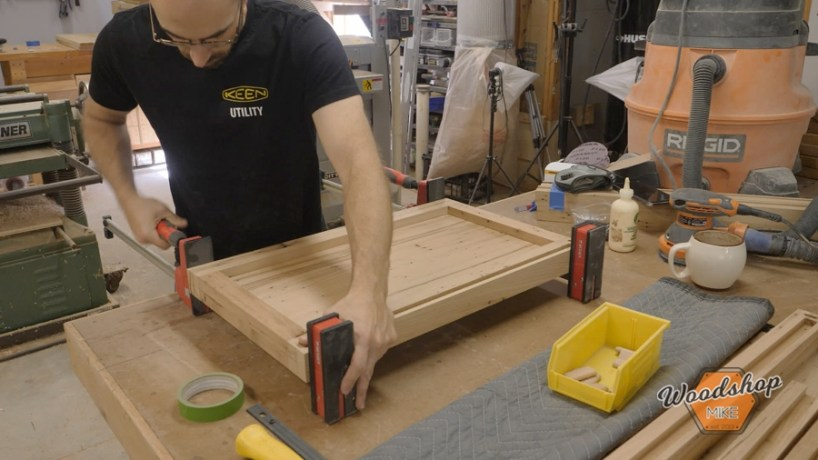 using bessey k body revo clamps
