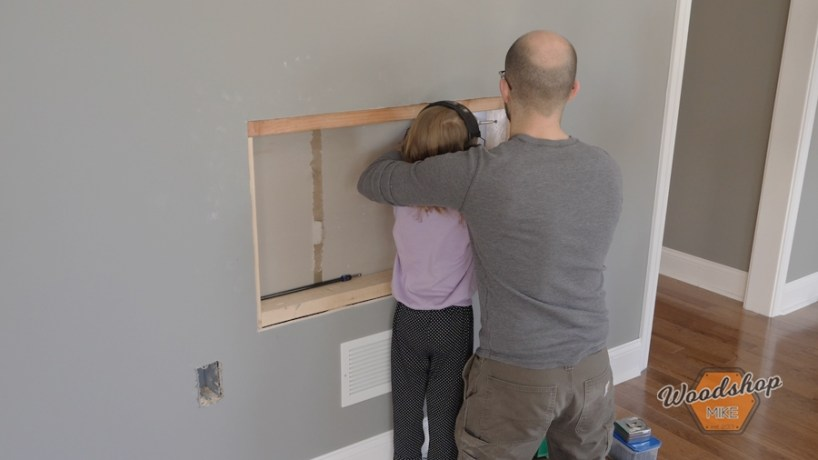 framing a wall opening