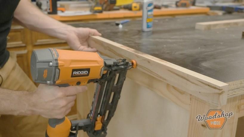 how to install trim
