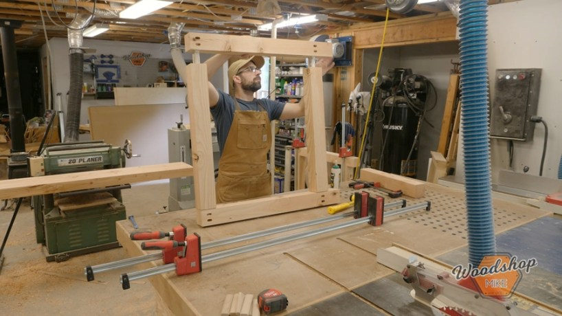 workbench assembly