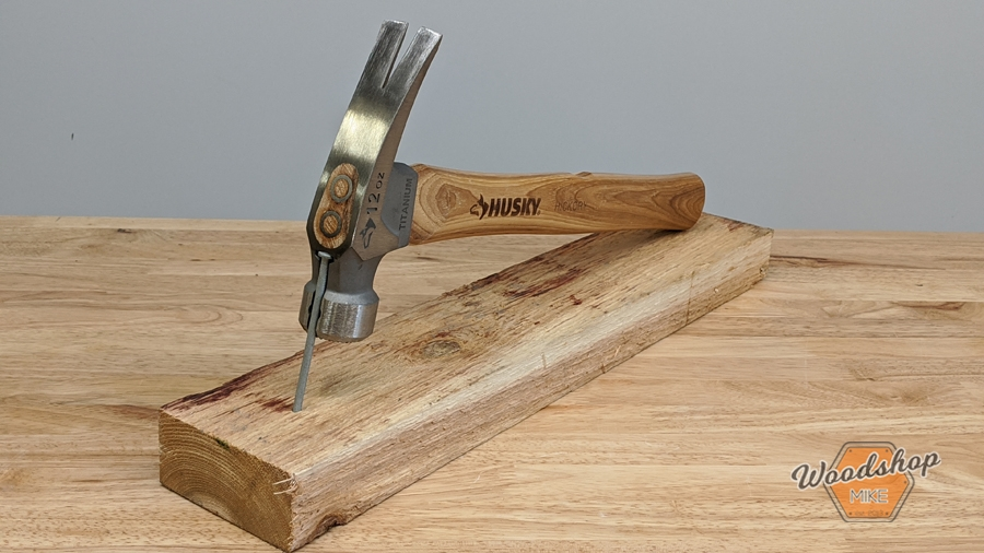 Husky Tools 12oz Ti Framing Hammer