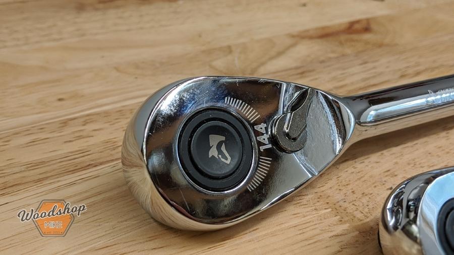 Husky Tools 144-Tooth Ratchet Set