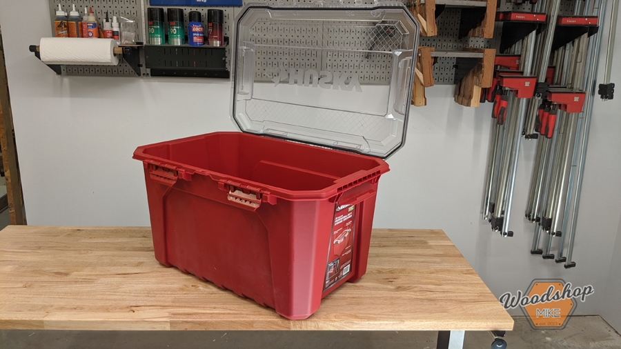 Husky Tools 20 Gal. Pro Duty Storage Container