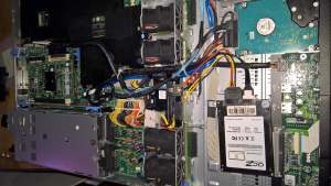 Dell R410 Additional Drives
