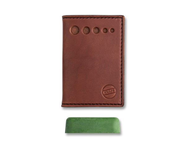 KNAFS Strop Wallet Front with Compound