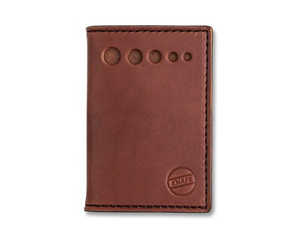 KNAFS Strop Wallet Front